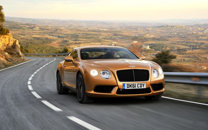 Bentley Desktop Background 4