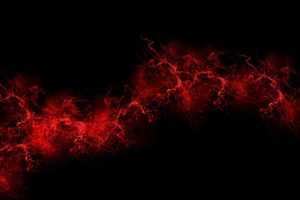 Black Background Red Color Paint Eplosion Burst Desktop Wallpapers