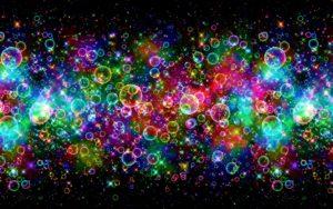 Bubbles Colorful Bright Desktop Wallpapers