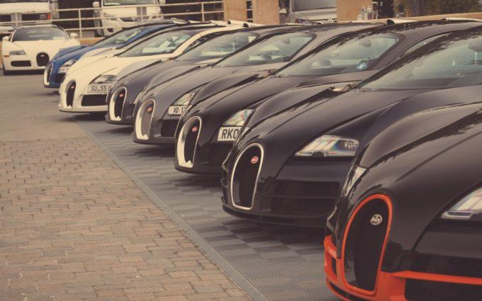 Bugatti Veyron Desktop Background 10