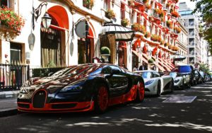 Bugatti Veyron Desktop Background 11