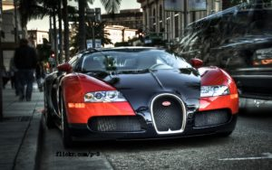 Bugatti Veyron Desktop Background 12