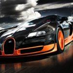 Bugatti Veyron Desktop Background 14