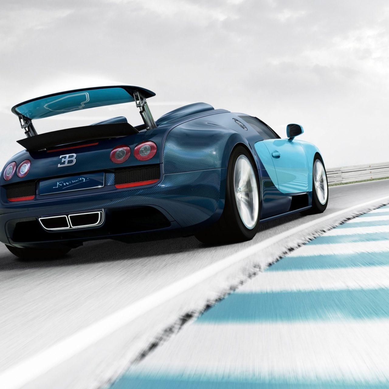 Bugatti Veyron Desktop Background 15