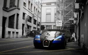 Bugatti Veyron Desktop Background 3