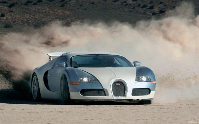 Bugatti Veyron Desktop Background 4