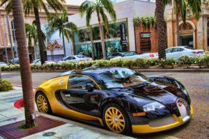 Bugatti Veyron Desktop Background 5