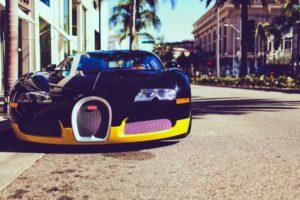 Bugatti Veyron Desktop Background 7