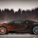 Bugatti Veyron Desktop Background 8