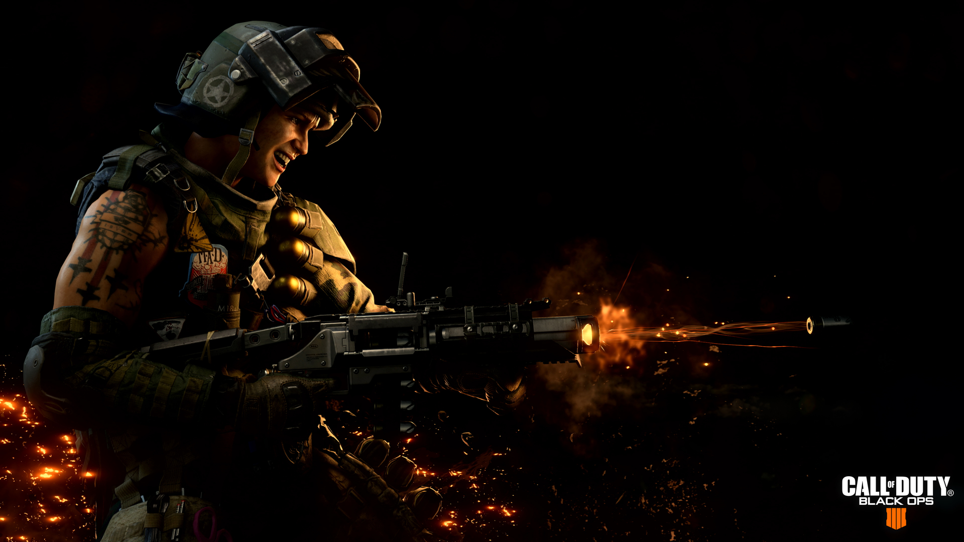 Call Of Duty Black Ops 4 Computer Background Computer Background