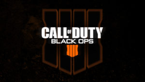 Call of Duty Black Ops 4 Desktop Background