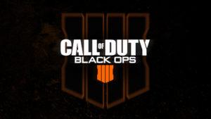 Call of Duty Black Ops 4 Desktop Background