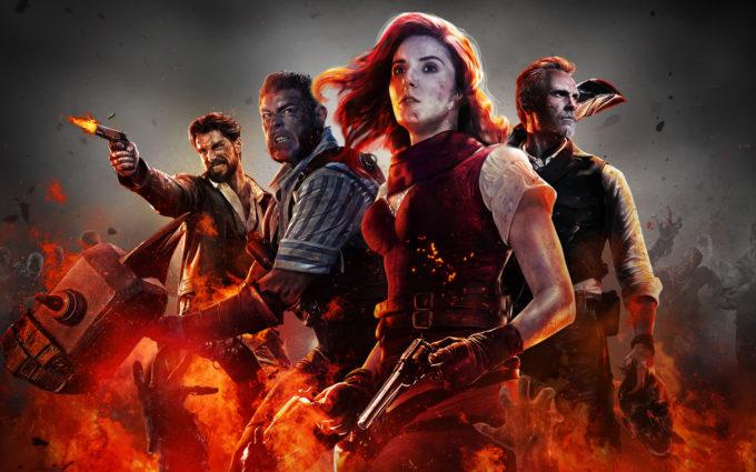 Call of Duty Black Ops 4 Zombies Desktop Wallpaper