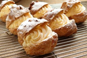 Cream Puffs Delicious Desktop Wallpapers