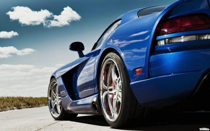 Dodge Desktop Background 3