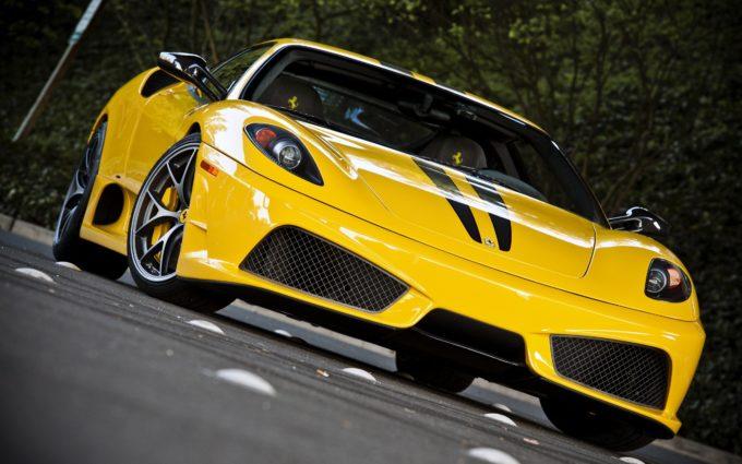 Ferrari Desktop Background 10