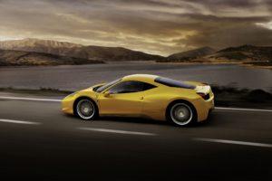 Ferrari Desktop Background 12