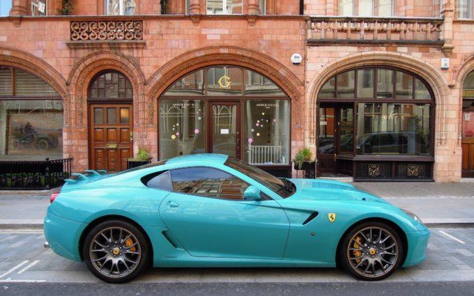 Ferrari Desktop Background 13
