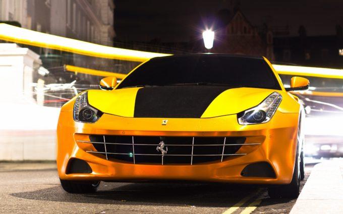 Ferrari Desktop Background 15