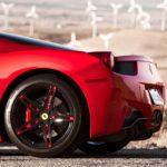 Ferrari Desktop Background 3