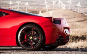 Ferrari Desktop Background 2