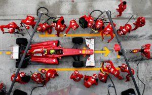 Ferrari Desktop Background 22