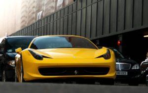 Ferrari Desktop Background 25