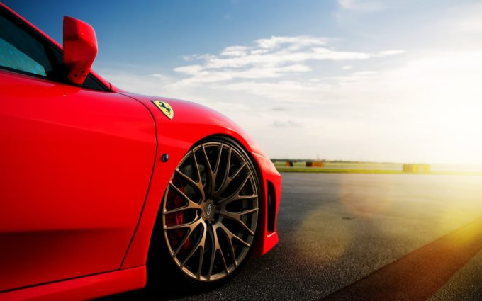 Ferrari Desktop Background 26