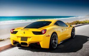 Ferrari Desktop Background 27
