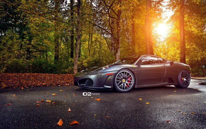 Ferrari Desktop Background 29