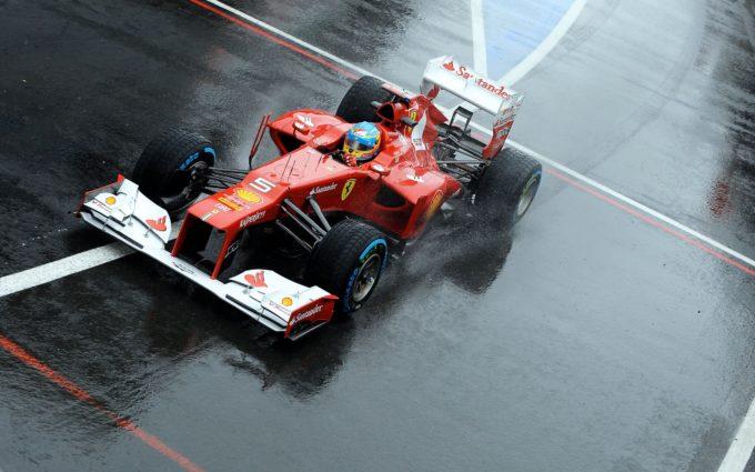 Ferrari Desktop Background 34