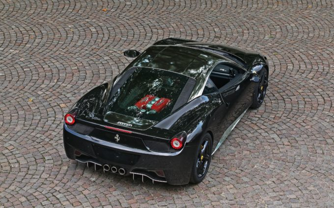 Ferrari Desktop Background 36