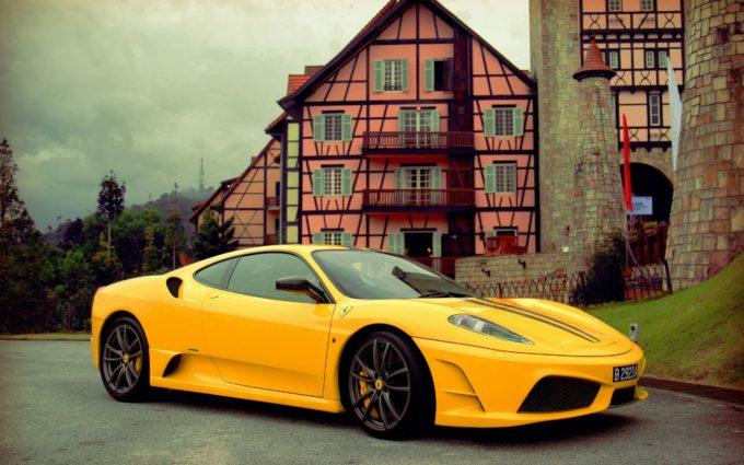 Ferrari Desktop Background 4