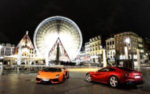 Ferrari Desktop Background 48