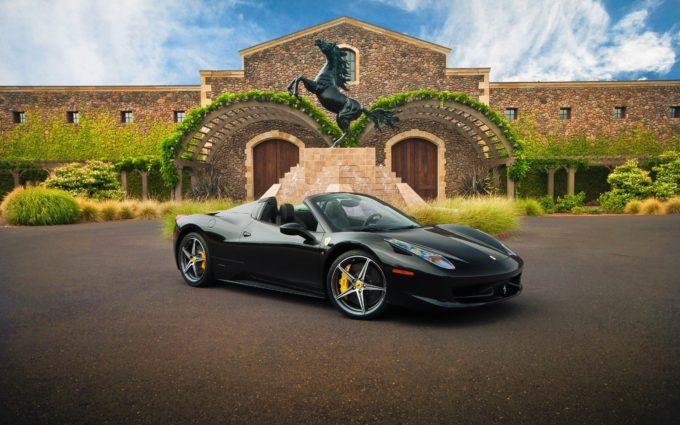 Ferrari Desktop Background 49