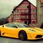 Ferrari Desktop Background 9
