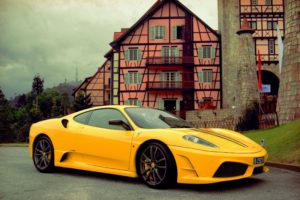 Ferrari Desktop Background 8
