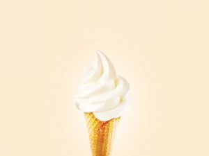 Ice Cream in Cone Desktop Wallpapers