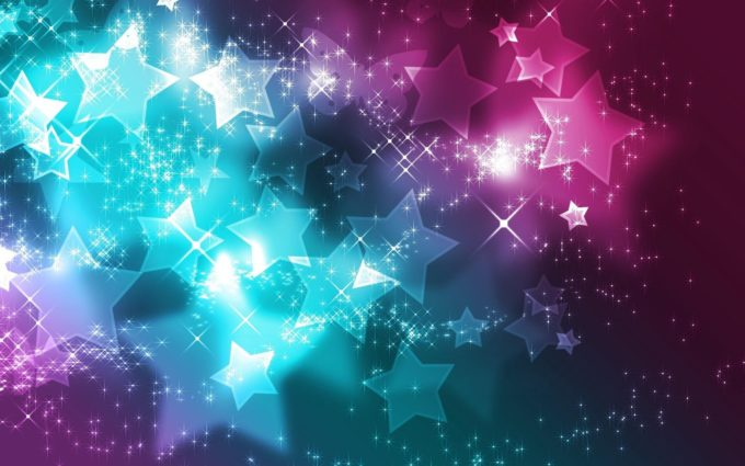 Stars Backgrounds Glitter Paint Desktop Wallpapers
