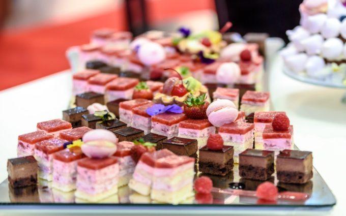 Strawberry Cupcakes Desktop Wallpapers