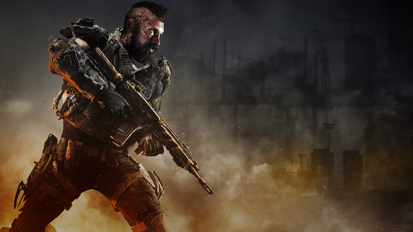 Call Of Duty Black Ops 4 Wallpapers: Call Of Duty Black Ops 4 Desktop Wallpapers