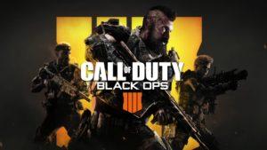 Call of Duty Black Ops 4 Desktop Wallpapers