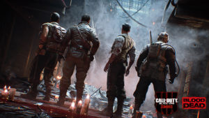 Call of Duty Black Ops 4 Zombies Boold Of The Dead Desktop Wallpapers