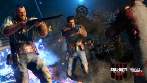Call of Duty Black Ops 4 Zombies Shooting Desktop Wallpapers