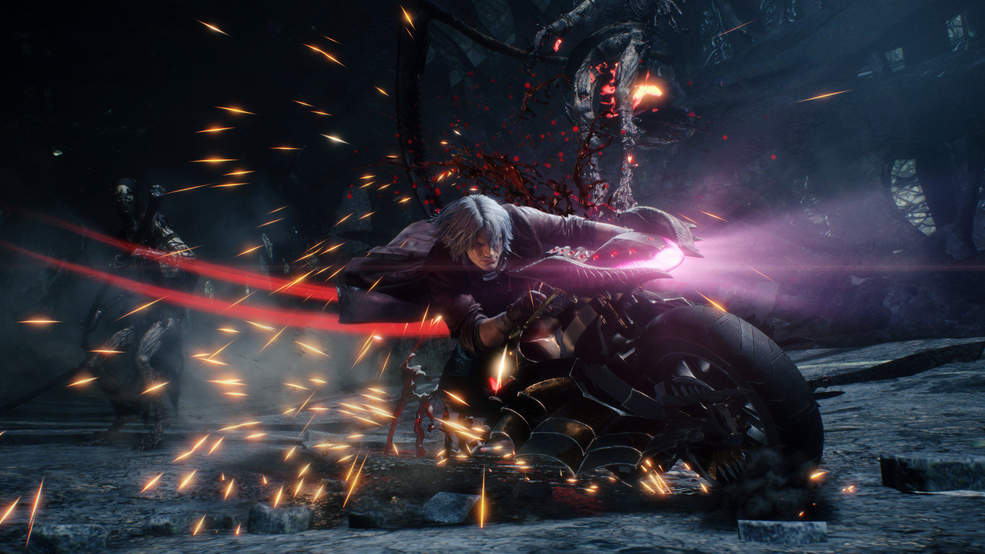 Devil May Cry 5 Desktop Wallpapers 3 Computer Background Images