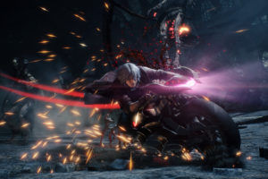 Devil May Cry 5 Desktop Wallpapers 3