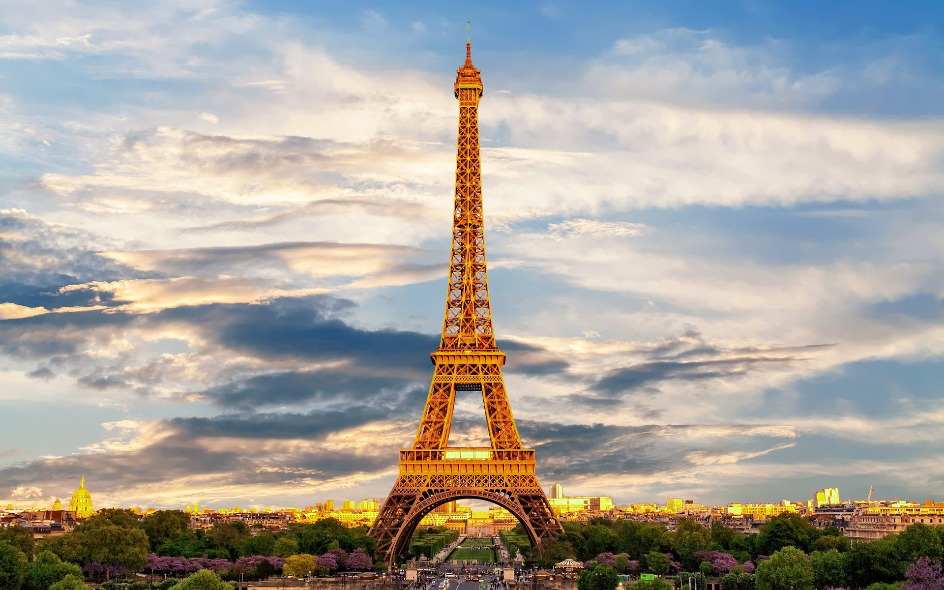 Eiffel tower paris desktop wallpapers computer - Paris eiffel tower desktop wallpaper ...