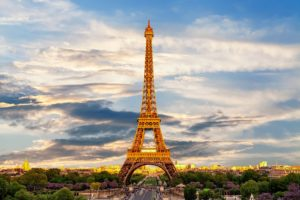 Eiffel Tower Paris Desktop Wallpapers