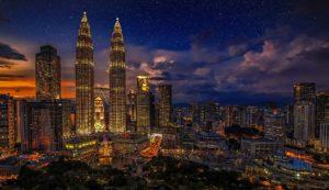 Kuala Lumpur Malaysia Petronas Twin Towers Desktop Wallpapers