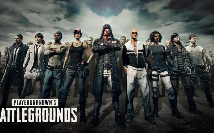Playerunknown's Battlegrounds Desktop Wallpapers 1